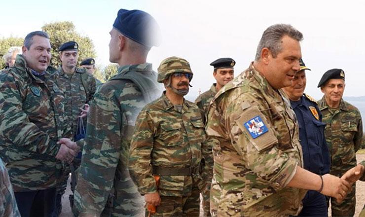 Άστραψε και βρόντηξε ο Καμμένος: Διαλυμένες οι Τουρκικές Ένοπλες Δυνάμεις