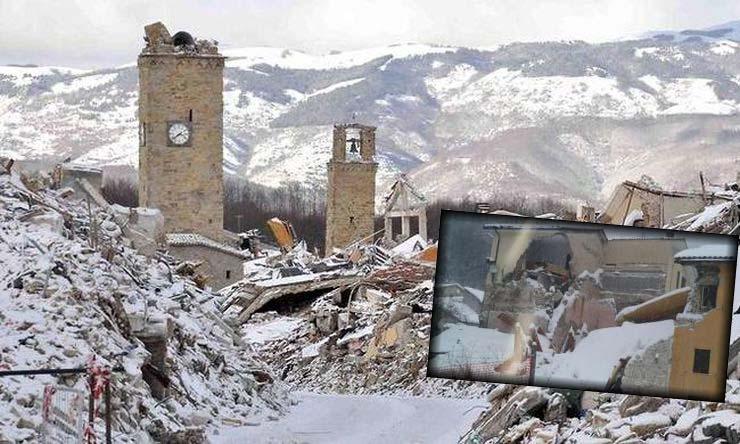 SOS από σεισμολόγους για Ιταλία: Δεν αποκλείονται ισχυρότεροι σεισμοί – Επηρεάζεται η Ελλάδα;