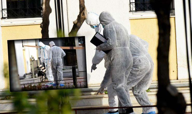 Τρομοκρατικό χτύπημα τώρα – Βόμβα στο αστυνομικό τμήμα της Δάφνης (ΦΩΤΟ)