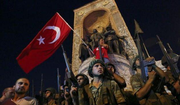 Τουρκία Νέα: Φόβοι για νέο πραξικόπημα