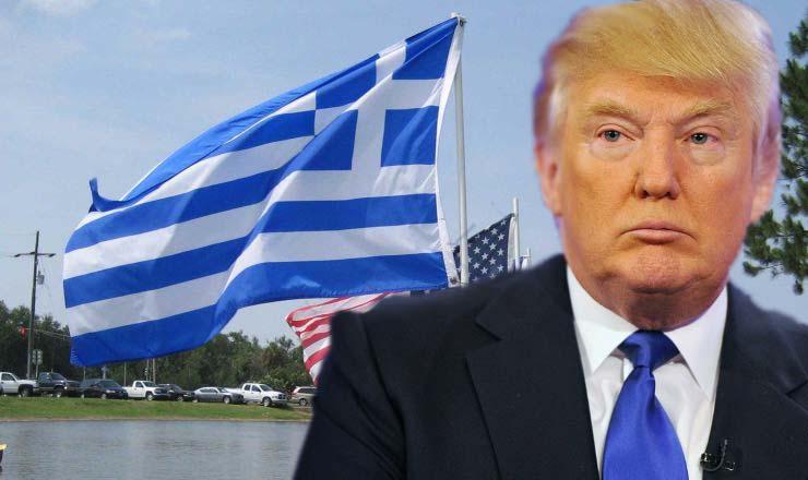 ΗΠΑ τώρα-Τραμπ: «Αγαπώ τους Έλληνες»