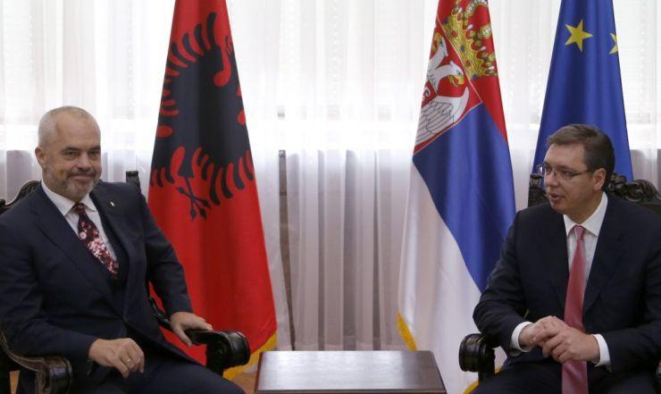 Σερβία πρός Αλβανία: Αν συνεχιστούν οι προκλήσεις σημαίνει πόλεμος