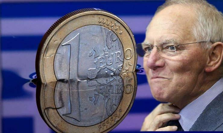 «Ο Σόιμπλε κάνει ζαβολιές και χρησιμοποιεί τεχνάσματα στο θέμα της Ελλάδας»