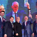 Τουρκία Βράβευση του Γιώργου Παπανδρέου για τη συνεισφορά στην ειρήνη