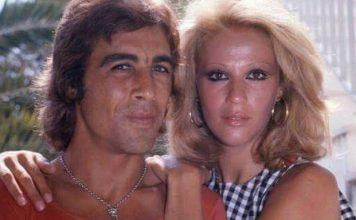 Σπάνια φωτό: Ο Τόλης Βοσκόπουλος με την Ζωή Λάσκαρη το 1971 - itilegrafima