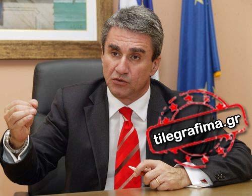 Ο Ανδρέας Λοβέρδος στο ΤΗΛΕΓΡΑΦΗΜΑ: «Η τακτική του πρωθυπουργού είναι να διαλύσει τη χώρα»