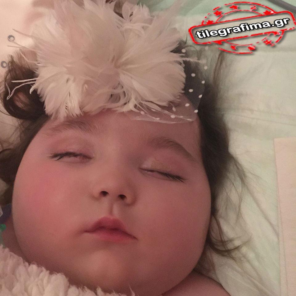 Η μικρή Ραφαέλα καθηλώνει το πανελλήνιο – Το χρονικό του μαρτυρίου της